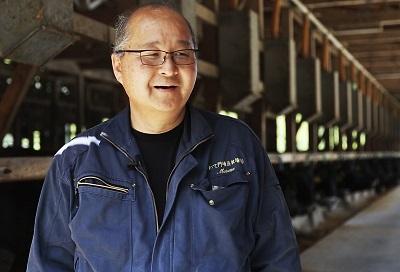 いわて門崎丑(かんざきうし)牧場有限会社代表取締役千葉 政奈